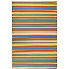 Cabana Fiesta Stripe Rugs