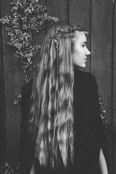 Hair Romance - How to Hair Girl - Fierce braids