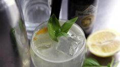 Cocktail: Gin Atomic²