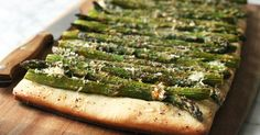 Flatbread topped with a seasonal favorite