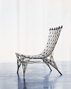 Marcel Wanders's Knotted Chair for Droog