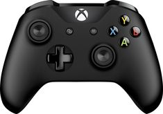 Microsoft - Xbox Wireless Controller for Xbox One - Black