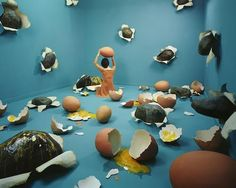 Surreal Dreamscapes ByJee Young Lee, South-Korea Whereas...