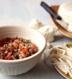 Pico de Gallo: Fresh Tomato Salsa  Recipe  at Epicurious.com
