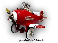 air knight pedal Plane