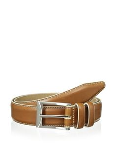 48% OFF Cafe Bleu Men's Belt (Walnut)