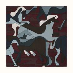 Brazilian Horses scarf 140 | Hermès USA