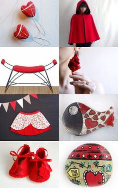 Beautiful red by Roberta on Etsy--Pinned with TreasuryPin.com