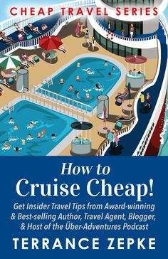 Discover secrets the cruise lines don't want you to know about including how to always get the cheapest fares and how to get free shipboard credit. #cruise #traveltips