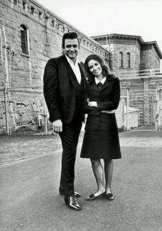 Johnny Cash, June Carter