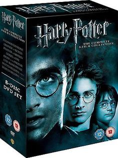 Harry potter - the #complete #8-film collection dvd boxset - #*brand new*,  View more on the LINK: http://www.zeppy.io/product/gb/2/262294755552/