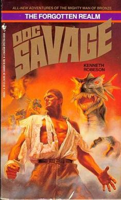 Doc Savage Books - Doc Savage: Arch Enemy of Evil - Larry Widen