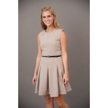 Sweet Dreams of You Dress-Taupe - $49.00