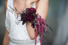 2015 wedding trends - flowers - bridesmaid corsage