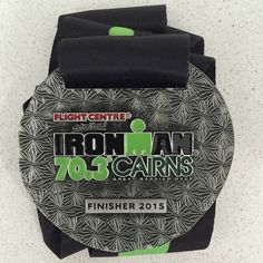 IRONMAN 70.3 Cairns Medal
