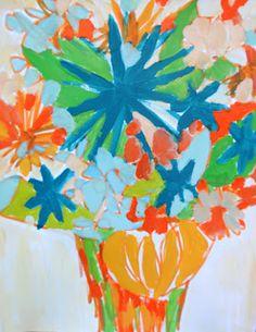 LULU DEKWIATKOWSKI - she's so talented!  Follow this to her blog.