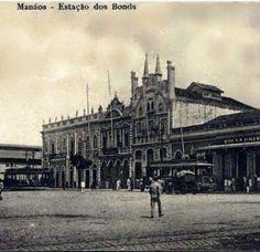 Esse é o antigo complexo da Both Line (foto do IG Manaus Antigamente) Alice, Louvre, Building, Travel, City, Fotografia, Pictures, Viajes, Buildings