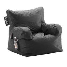 Bean Bag Chair With Drink Holder #BeanBagChair