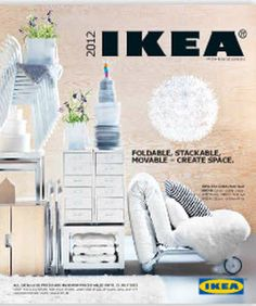 Ikea Catalogue 2012 cover page