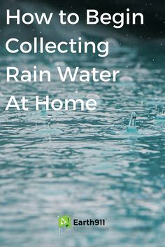 Collecting rain water for gardening is definitely the way to go. We've saved so much money by collecting our rain water and watering our yard with it.