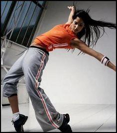 More sofia boutella, dancer and nike model... #inspiration
