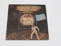 ¡Mirá este disco de vinilo Saturday Night Fever! Original película.  Entrá a www.chaucosas.com.ar y conocé nuestro catálogo.