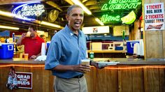 President Obama's Tour Bus Rolls With White House Home Brew : The ...