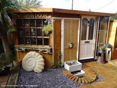 The Open Door, Pub/Entertainment from Garden #shedoftheyear