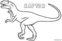 Simple T Rex Coloring Pages | Kids Colouring Pages | Dinosaur ...