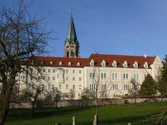 Erzabtei St. Ottilien, Deutschland Mansions, House Styles, Blog, Home Decor, Germany, Haus, Mansion Houses, Room Decor, Villas