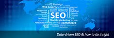 If you are wondering where your SEO is going wrong, your data might be able to help you out. Here is a short guide on how to do data-driven SEO right. Persona Marketing, Mobile Marketing, Social Media Marketing, Internet Marketing Company, Web Analytics, Companies In Dubai, Seo Strategy, Design Research, Do It Right