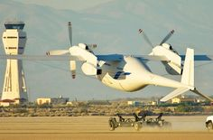 The Boeing Phantom Eye is a high altitude, long endurance (HALE) unmanned aerial vehicle hydrogen-powered spy plane developed by Boeing Phantom Works.[1]