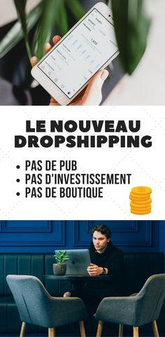 Le dropshipping est une opportunité incroyable en 2019 de vivre de son business en ligne. Découvrez comment faire du dropshipping en partant de zéro : - Sans marketing - Sans investissement - Sans boutique - Sans compétences précises