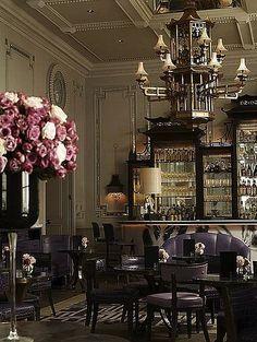 David Collins: Artesian Bar at The Langham Hotel, London