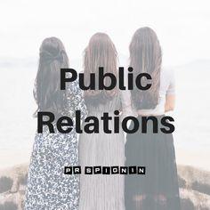 Public Relations Blogposts