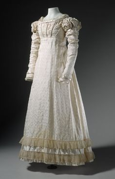 Dress 1822 The Los Angeles County Museum of Art