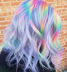 Hair Color 2018 Want to try ombre hair but not sure what look? We have put together a list of t Hair Color 2018 Want to try ombre hair but not sure what look? We have put together a list of t Dyed Hair Ombre, Dye My Hair, Ombre Hair Color, Cool Hair Color, Hair Color For Kids, Unique Hair Color, Hair Goals Color, Pixie Hair Color, Unicorn Hair Color