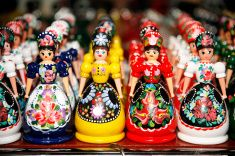 Hungary - Wooden dolls in hungarian folk costumes as souvenir in row stock photo Folk Costume, Costumes, Wooden Dolls, En Stock, Handmade Toys, Hungary, Puppets, Royalty Free Images, Stock Photos