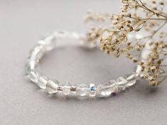 Elvish Light Bracelet Retro Delicate Crystal Glass Necklace