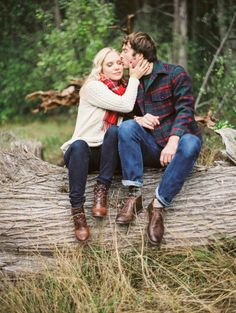 Winter engagement ideas | Michele Beckwith