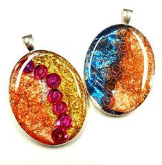 I LOVE RESIN: Fabulous Jewel Tones With Resin