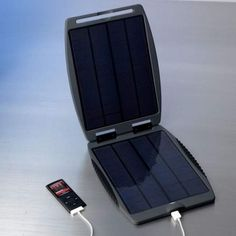This incredible device actually allows you to go camping whilst still being able to stay in touch with the rest of the world. The SolarGorilla uses the suns rays to give itself a charge that it is able to pass on to other electric devices! Simple but highly effective. All you need to do now is to find a campsite with decent mobile phone reception!
