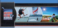 Windsurfing anyone? Windsurfing, Island, Baseball Cards, Sports, Block Island, Hs Sports, Sport, Islands