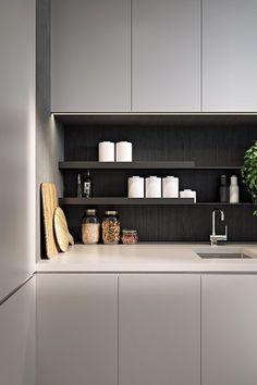 Modern Luxury Kitchens For A Grand Kitchen Luxury Kitchen Design, Best Kitchen Designs, Luxury Kitchens, Interior Design Kitchen, Home Kitchens, Living Room Kitchen, Home Decor Kitchen, Rustic Kitchen, Luxury Homes Interior