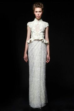 Sapto Djojokartiko Bride and Evening Collection 2012-2013 Lookbook