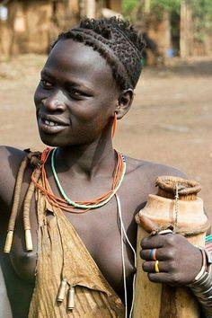 Resultado de imagen para beautiful african tribe