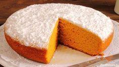 torta camilla alle carote - Camilla carrot cake