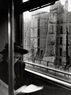 Berlin 1945 In der S-Bahn