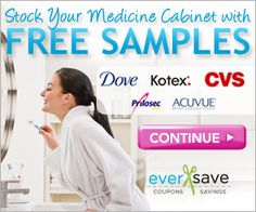 Free Health And Beauty Samples