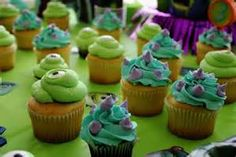 Monsters inc party | Monsters Inc Party Ideas | Pinterest
